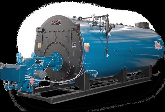 Scotch Marine Firetube Boiler 3 Pass Euro Series