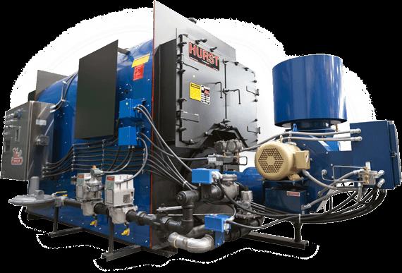 Hurst Boiler Industrial Boilers
