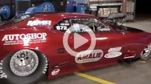 HURST Race Car