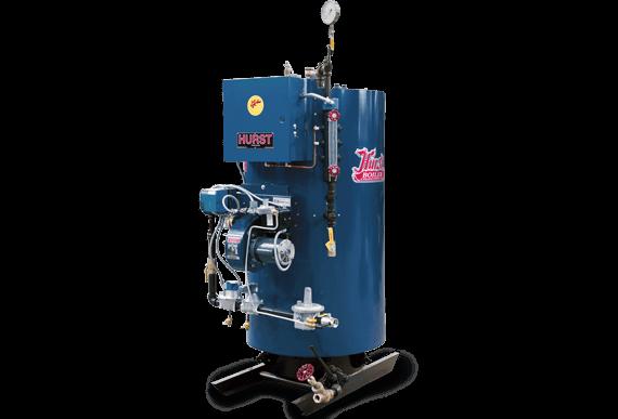 Tubeless Vertical Boilers