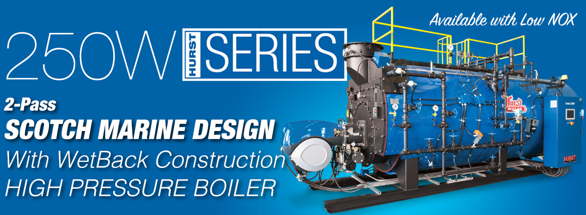 Series 250W Boilers