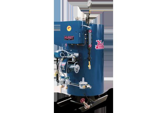 Four Pass High-Pressure Vertical Tubeless Boilers | 4VT Cyclone ...