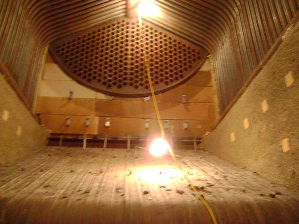 Boiler Fabrication Image Gallery