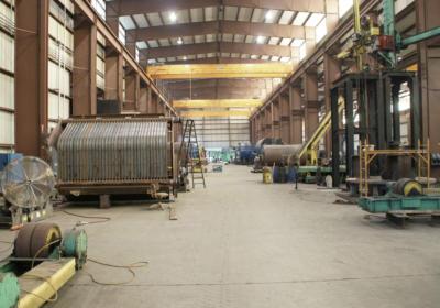 boiler-welding-section